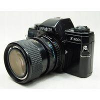 Фотоаппарат Minolta X-300s.
