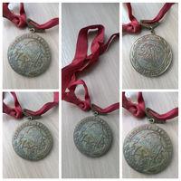 Медаль Чемпион Республики Беларусь