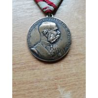 Памятная медаль 1898 г. 50 лет правления Франца Иосифа