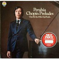 F. Chopin /Preludes/1975, CBS, Holland, LP, NM