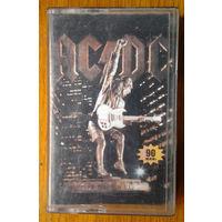 "AC/DC ""Stiff Upper Lip"" and the best (Audio-Cassette)"