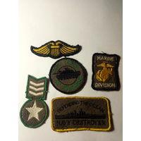 Нашивки армии США