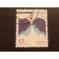 Чехия 2002 близнецы