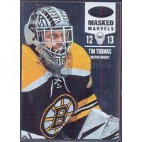 НХЛ NXL  2012-2013 Сertified Маски Thomas