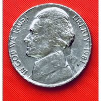 18-20 США, 5 центов 1981 г. (Р)