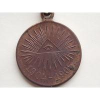 Медаль Р.И.в коллекцию. (Состояние-позолота. Родное пром.звено.)