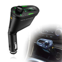 MP3 ПЛЕЕР Player Wireless FM Transmitter Radio Modulator USB SD Remote Control Player Car Kit MP3 Player FM Transmit