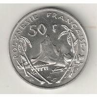 Французская Полинезия 50 франк 1967