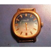 """Часы """"Полет"""", 17 камней, Au10"""