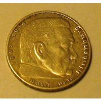 2 марки 1938А Германия