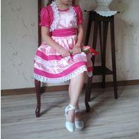 Платье и болеро р. 104-122+ подарок