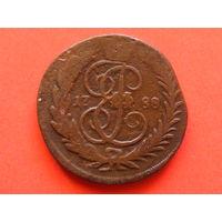1 копейка 1788 года ММ (R)