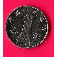 36-01 Китай, 1 джао 2011 г.