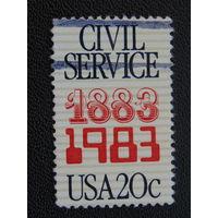 США 1983 г.