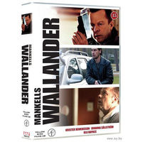 Валландер / Волландер / Wallander (Швеция, 2005) 1.2. сезоны полностью.