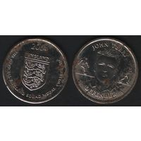 Official England Squad. Defender. John Terry -- 2004 England - The Official England Squad Medal Collection (f01)