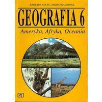 Geografia 6: Ameryka, Afryka, Oceania