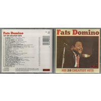 FATS DOMINO His 28 Greatest Hits (CD Италия)