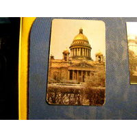 Календарик 1980 Ленинград