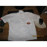 Винтажная детская рубашка Weipper Италия