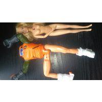 Тело Hasbro с шарнирными ногами