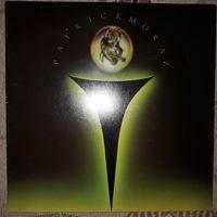 PATRICK MORAZ - 1976 - PATRICK MORAZ, (UK), LP