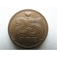 Дания 25 эре 1994 г.