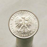 Польша 20 злотых 1989