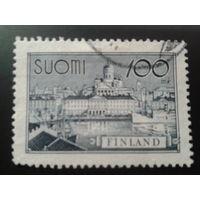 Финляндия 1942 стандарт, корабль у причала