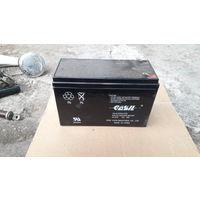 Аккумуляторная батарея для сигнализации б/у