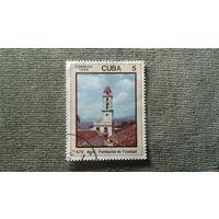 Куба 1989. 475-летие города Тринидад. Полная серия.