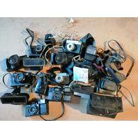 Фотоаппараты одним лотом