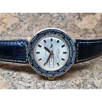Часы Cornavin Au10,города,редкие в состоянии.Старт с рубля.