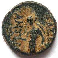 СЕЛЕВКИДЫ. АНТИОХ III ВЕЛИКИЙ (223-187 ДО Н.Э.) AE11.