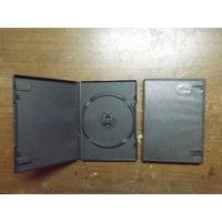 Пустые DVD боксы (футляры) для дисков (новые) 10шт.