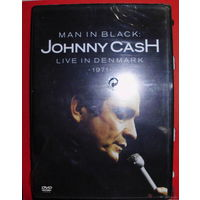 Original DVD!!! Johnny Cash Live in Denmark 1971