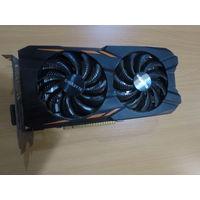 Видеокарта GeForce GTX 1050 Windforce 2G 2GB