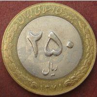 6131:  250 риалов 2000 Иран