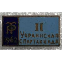 УКРАИНСКАЯ СПАРТАКИАДА ТРУДОВЫЕ РЕЗЕРВЫ 1962 г.