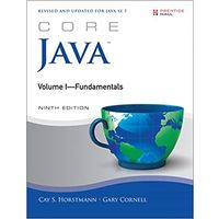 Core Java Volume I--Fundamentals (9th Edition)