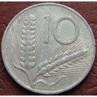 425:  10 лир 1954 Италия