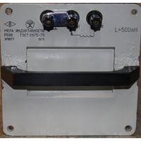 Мера индуктивности образцовая Р596 500 mH
