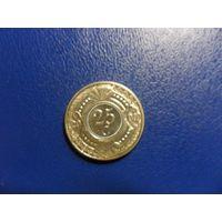 Нидерландские Антилы (Антильские острова) 25 центов 2010 г.