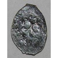 Монета чешуя Иван III 1662-1505 М38
