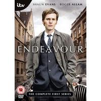 Индевор / Молодой Морс / Endeavour (2012) 1.2 сезоны полностью