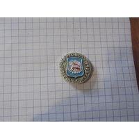 """Значок """" Северное ожерелье.Каргополь"""""""