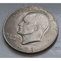 США 1 доллар, 1971 1-6-8