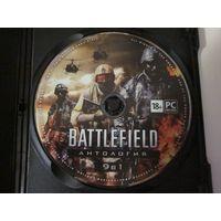 АНТОЛОГИЯ BATTLEFIELD (9 В 1) (двуслойный DVD) PC