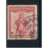 Филиппины 1952 Персоналии (Лапу-Лапу)