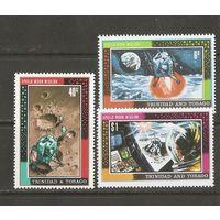 Тринидад и Тобаго 1969 Космос